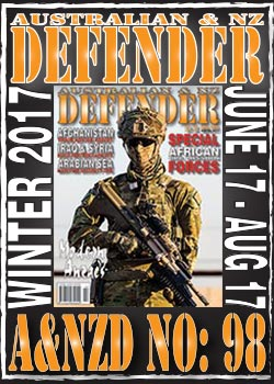Australian & NZ Defender magazine No 96 Summer 2016.