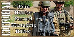 Editorial comment by Managing Editor John Hunter Farrell