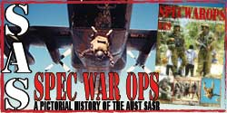 SPEC WAR OPS: A Pictorial History of the Australian Special Air Service Regt