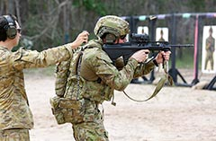 10th/27th Royal South Australian Regiment 2020 Australian Army Skill at Arms