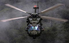 Belgian NH-90 Tactical Transport Helicopter
