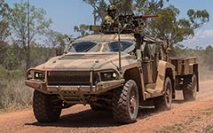 Hawkei PMV-L Protected Mobility Vehicle - Light