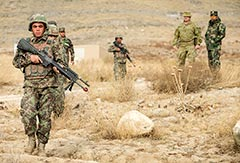 ADF ANAOA Operation Highroad Afghanistan