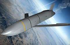 AGM-158C Long Range Anti Ship Missile