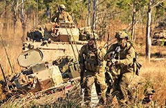 7RAR Battle Group Boar Ex Hamel 2019