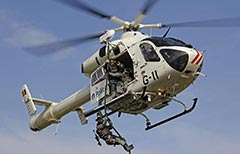MD902 Special Operations helicopter