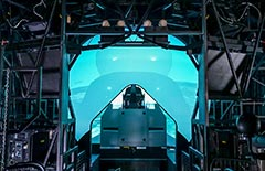 RAAF F-35A Full Mission Simulator