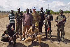 Australian Army Operation Aslan South Sudan