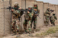 Iraqi Special Operations Qwat al Khasah Tier 2