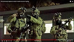 2 Commando Regiment Short Notice Counter Terrorism Force