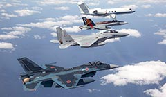 RAAF and JASDF Ex Bushido Guardian 2019