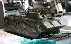 KAAV2 Next Generation Australian Amphibious Assault Vehicle
