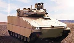 AS21 Redback Infantry Fighting Vehicle