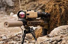 ThermoSight HISS-XLR thermal weapons sight