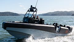 Whiskey Alpha 85 Next Generation Tactical Watercraft